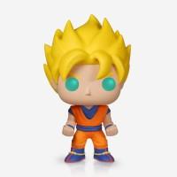 Figura FUNKO POP! VINYL: DRAGONBALL Z: SUPER SAIYAN GOKU