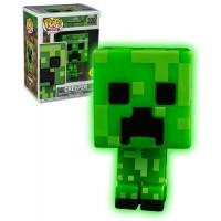 Figura FUNKO POP! VINYL: GAMES: MINECRAFT: GREEN CREEPER GITD (EXC)