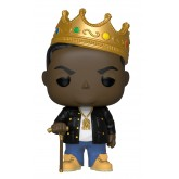 Figura FUNKO POP! VINYL: ROCKS: NOTORIOUS B.I.G. CROWN