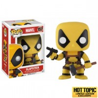 FIGURA POP! MARVEL DEADPOOL SLAPSTICK #157