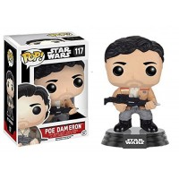 FIGURA POP! STAR WARS 7 POE RESISTANCE #117