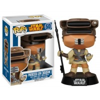 FIGURA POP! STAR WARS LEIA BOUSHH #50