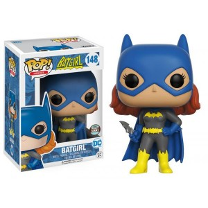 FUNKO POP! BATMAN - BATGIRL HEROIC