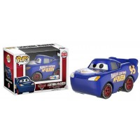FUNKO POP! CARS 3 - LIGHTNING MCQUEEN BLUE