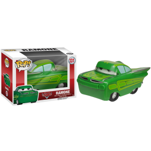 FUNKO POP! CARS - RAMONE W/GREEN PAINT DECO