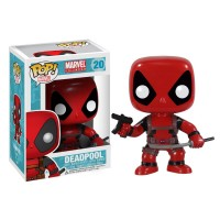 FUNKO POP! DEADPOOL - DEADPOOL X-FORCE GREY