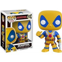 FUNKO POP! DEADPOOL - DEADPOOL YELLOW