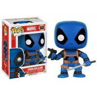FUNKO POP! DEADPOOL - FOOLKILLER (BLUE)