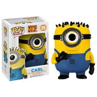 FUNKO POP! DESPICABLE ME 2 - MINION CARL