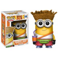 FUNKO POP! DESPICABLE ME 3 - DAVE TOURIST