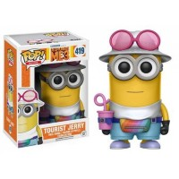 FUNKO POP! DESPICABLE ME 3 - JERRY TOURIST