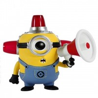 FUNKO POP! DESPICABLE ME - FIRE ALARM MINION GW