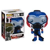 FUNKO POP! DOOM - MARINE AMERICAN HERO VARIANT