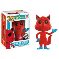 FUNKO POP! DR SEUSS - FOX IN SOCKS
