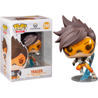 FUNKO POP GAMES: OVERWATCH - TRACER (OW2)