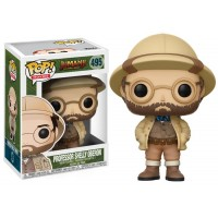 FUNKO POP! JUMANJI (2017) - PROFESSOR SHELLY OBERON