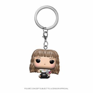 FUNKO POP KEYCHAIN: HP- HERMIONE W/POTIONS