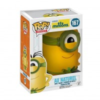 FUNKO POP! MINIONS - AU NATUREL