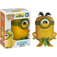 FUNKO POP! MINIONS - AU NATUREL GW