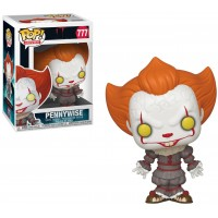 FUNKO POP MOVIES: IT: CHAPTER 2- PENNYWISE W/ OPEN ARMS