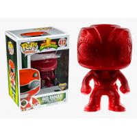 FUNKO POP! POWER RANGERS - RED MORPHING