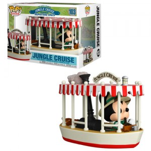 FUNKO POP RIDE SUPER DELUXE: JUNGLE CRUISE - MICKEY