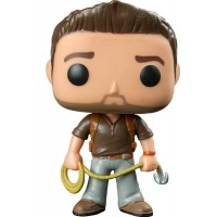 FUNKO POP! UNCHARTED - NATHAN DRAKE BROWN SHIRT