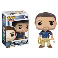 FUNKO POP! UNCHARTED - NATHAN DRAKE NAUGHTY DOG