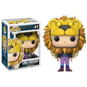 FUNKO POP! VINYL: HARRY POTTER: LUNA LOVEGOOD W/ LION HEAD