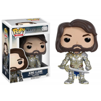 FUNKO POP! WARCRAFT MOVIE - KING LLANE