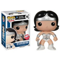 FUNKO POP! WONDER WOMAN - WHITE LANTERN