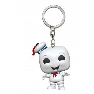 Obesek za ključe : GB - STAY PUFT