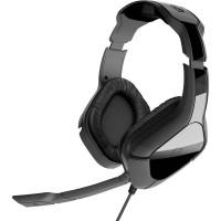 GIOTECK HC2+ gaming žične stereo slušalke za XBOX ONE, PS5, PS4, NINTENDO SWITCH, PC - črne barve