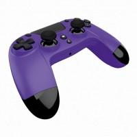 GIOTECK VX4 PREMIUM brezžični kontroler za PS4/PC/ – vijolične barve