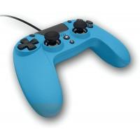 GIOTECK VX4 žični kontroler za PS4 in PC– modre barve