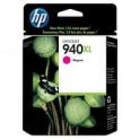 HP 940XL Magenta Officejet Ink Cart.8000,8500serij (C4908AE)