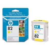 HP 82 YELLOW CRTG FOR DJ 5XX (C4913A)
