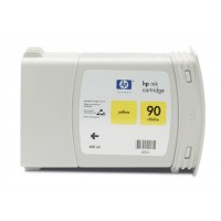 HP YELLOW CRTG, DJ 4000/4500, 400ml, št. 90 (C5065A)