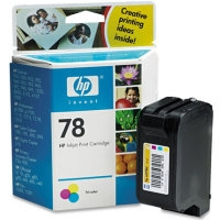 HP 78 COLOUR CARTR. 9XX, 1220 (C6578D)