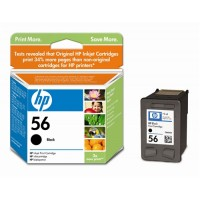 HP 56 BLACK CRTG FOR 5550,7350,7150 (C6656AE)