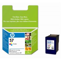 HP 57 3-COLOR CRTG FOR 5550,7350,7150 (C6657AE)