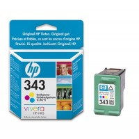 HP 343 3COLOR CARTRIDGE DJ 5740/6540, 7ml (C8766EE)
