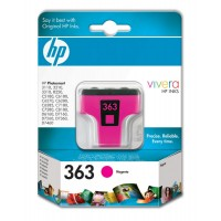 HP 363 Magenta Ink Crtg, PS 3210, 3310, 3,5ml (C8772EE)