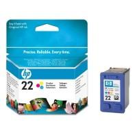 HP 22 3Clr Crtg. DJ3940/20, PSC 1410,5 ml (C9352A)