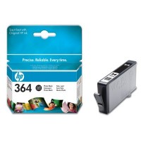 HP 364 Photo Black Ink cartridge with vivera ink (CB317EE)