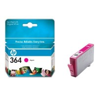 HP 364 Magenta Ink Cartridge with Vivera Ink (CB319EE)