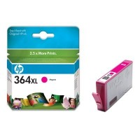 HP 364XL Magenta Ink Cartridge with Vivera Ink (CB324EE)