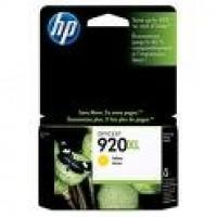 HP 920XL Yellow Officejet Ink Cart.6000,6500serija (CD974AE)