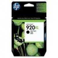 HP 920XL Black Officejet Ink Cart. 6000,6500serija (CD975AE)