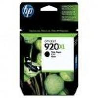 HP 920XL Black Officejet Ink Cart. 6000,6500serija (CD975AE)